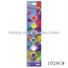2мл 6-прокладка горшки Цвет воды(жидкость, упаковка-карта), профессиональные краски на водной