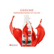 Goochie Permanent Make-up Kosmetik Pure Orangic Liquid Pigment