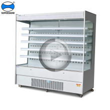 plug in type supermarket display refrigeration equipment