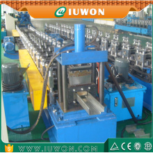Pintu Slate Metal Steel Membuat Rolling Forming Machine