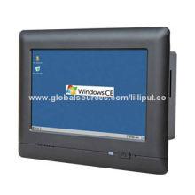 7-inch màn hình cảm ứng điện thoại di động Internet thiết bị, của Microsoft Windows CE 5.0/RS232/USB/AV đầu vào/SD Slot