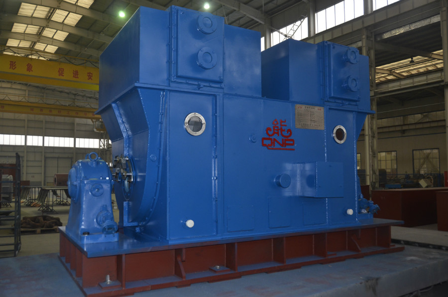 Generator Turbo Excitation Burshless