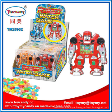 Robert Water Game Console Toy with Candy