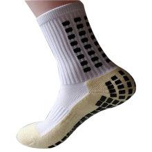 New Sports Anti Slip Soccer Socks Cotton Football Grip Socks
