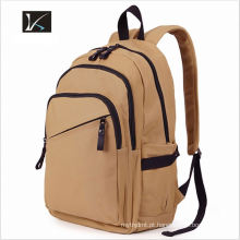 Wholesale korean brand fashion canvas school backpack ,smart kids school backpack