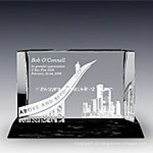 Über und Neben Crystal Award (V83T)