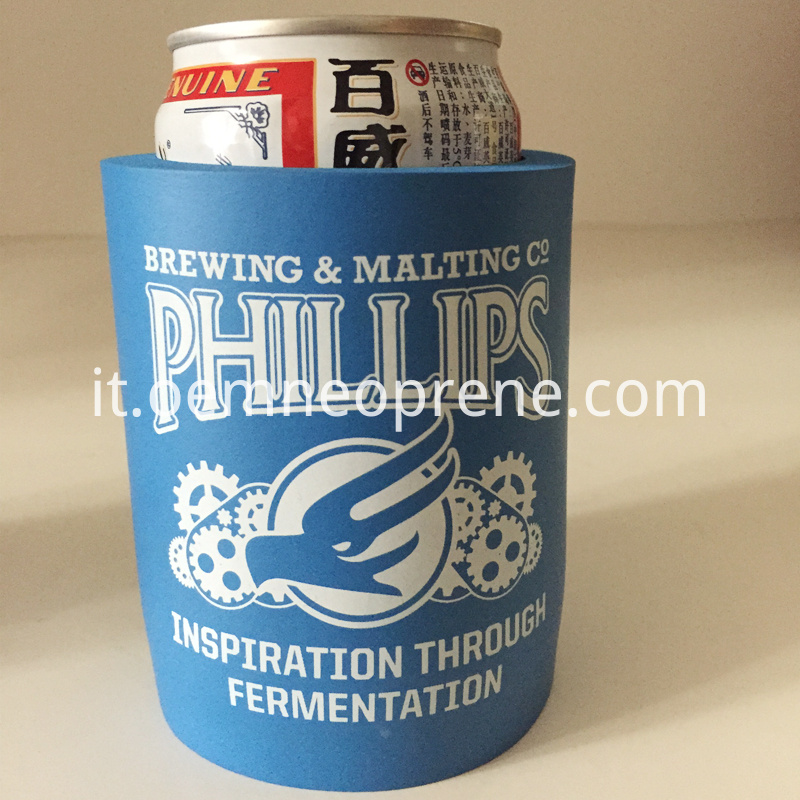 Alt Logo Printed Beer Coolers