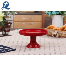 Custom Wedding Party Decoration Ceramics Tableware Ceramic Cake Stand