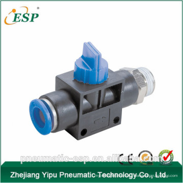 ningbo plastic pneumatic hand valve