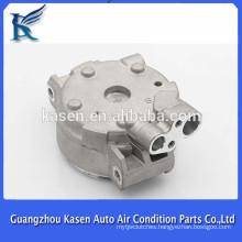 ac compressor parts for MADZA 2 PANASONIC auto airconditioning compressor back cover for MAZDA 2
