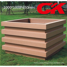 Environmental-Protecting, Green WPC Flower Box