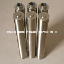 Filtro marino K8E Elemento de alambre de muesca del colador