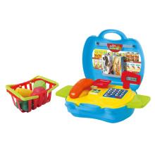 Juguetes para niños de supermercado de plástico para compras (10258689)