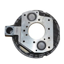 China OEM Custom Stahl Mechanisch bearbeitete Teile