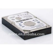 "Gabinete do disco rígido SATA de 2,5 ""para 9,5 mm e 12,5 mm"