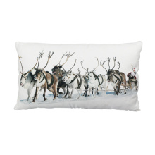 Mooses design cushion