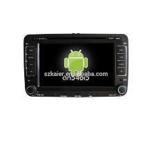 Четырехъядерный !Android 4.4 автомобильный DVD плеер для VW Magotan +фабрики сразу +ОЕМ+видеорегистратор!