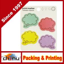 Notas adhesivas de colores de la burbuja de pensamiento Post-it (440038)