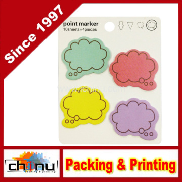 Colorful Thinking Bubble Post-It Sticky Notes (440038)