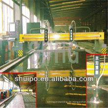 CNC-Plasma-Schneidemaschine / Schneidemaschinen (tragbare Cnc-Flamme / Plasma-Schneidemaschine)