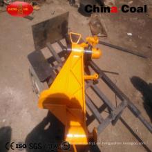 30kg horizontale hydraulische Stahlschiene Eisenbahnbiegemaschine
