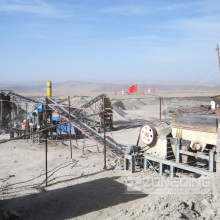 30-500t / h Stone Sand Making Production Plant