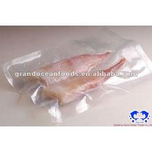 frozen IQF monkfish