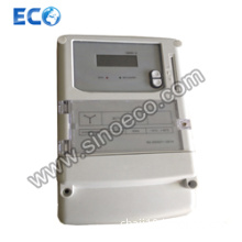 Thress Phases Electric Meters Wireless Prepaid GPRS