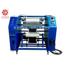 Wrap Film Cutting Rewinding Machine