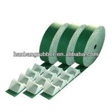 Heben Sie Rubber Conveyor belting