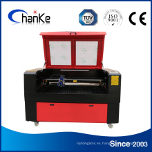 Cortador de grabado láser de CO2 para madera contrachapada / acrílico Ck1390