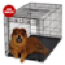 Edelstahl Hundekäfig