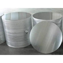 1060 1050 1100 3003 Алюминиевый лист круг широко используется в посуда