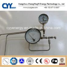 Tank Differenzdruckmessgerät Liquidometer Messgerät