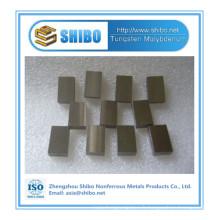 Shibo Star Product Haute pureté 99.95% molybdène bloc avec le prix de gros d'usine