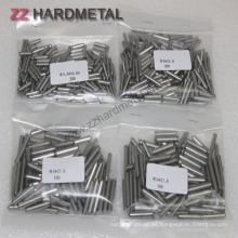 K40 Resistentes al desgaste de aleación dura polaco Endmill Blanks