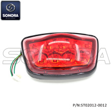 ZNEN SOBRESSALENTE ZN50QT-30A Riva Tail light black frame (P / N: ST02012-0012) Qualidade superior