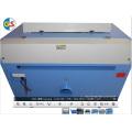 Machine de gravure au laser à base de tube de verre CO2 miniature d'usine (GS9060) avec vitesse de coupe élevée