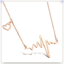 Fashion Jewelry Stainless Steel Pendant Fashion Necklace (NK296)