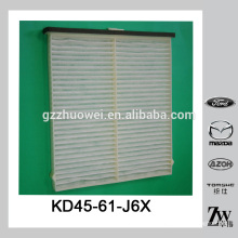 Car Year 2013-2014 MAZDA CX-5 MAZDA 6 CABIN AIR FILTER KD45-61-J6X
