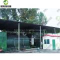 Planta de pirólisis de aceite de neumáticos de goma usada a la venta