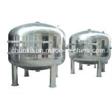 Industrieller Edelstahl-Wasser-Taschen-Filter für Wasseraufbereitungsanlage