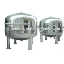 Industrial Stainless Steel Water Bag Filter for Water Treatment Plant
