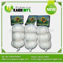 2016 New Crop Organic Pure White Fresh Garlic
