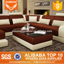 SUMENG italian new modern hotel furniture center glass coffee tables