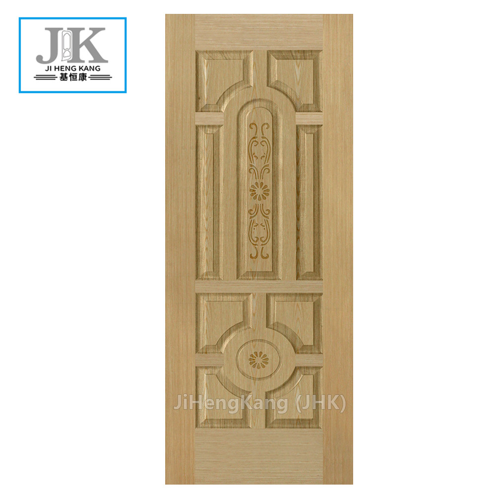 Panel de puerta de madera JHK HDF pollo MAPLE