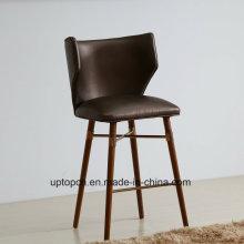 (SP-HBC438) Mobilier de restaurant Chaises en cuir Louis Bar à vendre