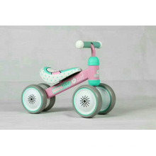 Paseo de materiales de seguridad PP en Toy Baby Mini Balance Bike