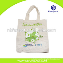 Factory supply cheap textile shopping bag