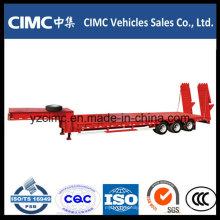 Cimc Tri-Axle 70 Ton Tiefer Trailer